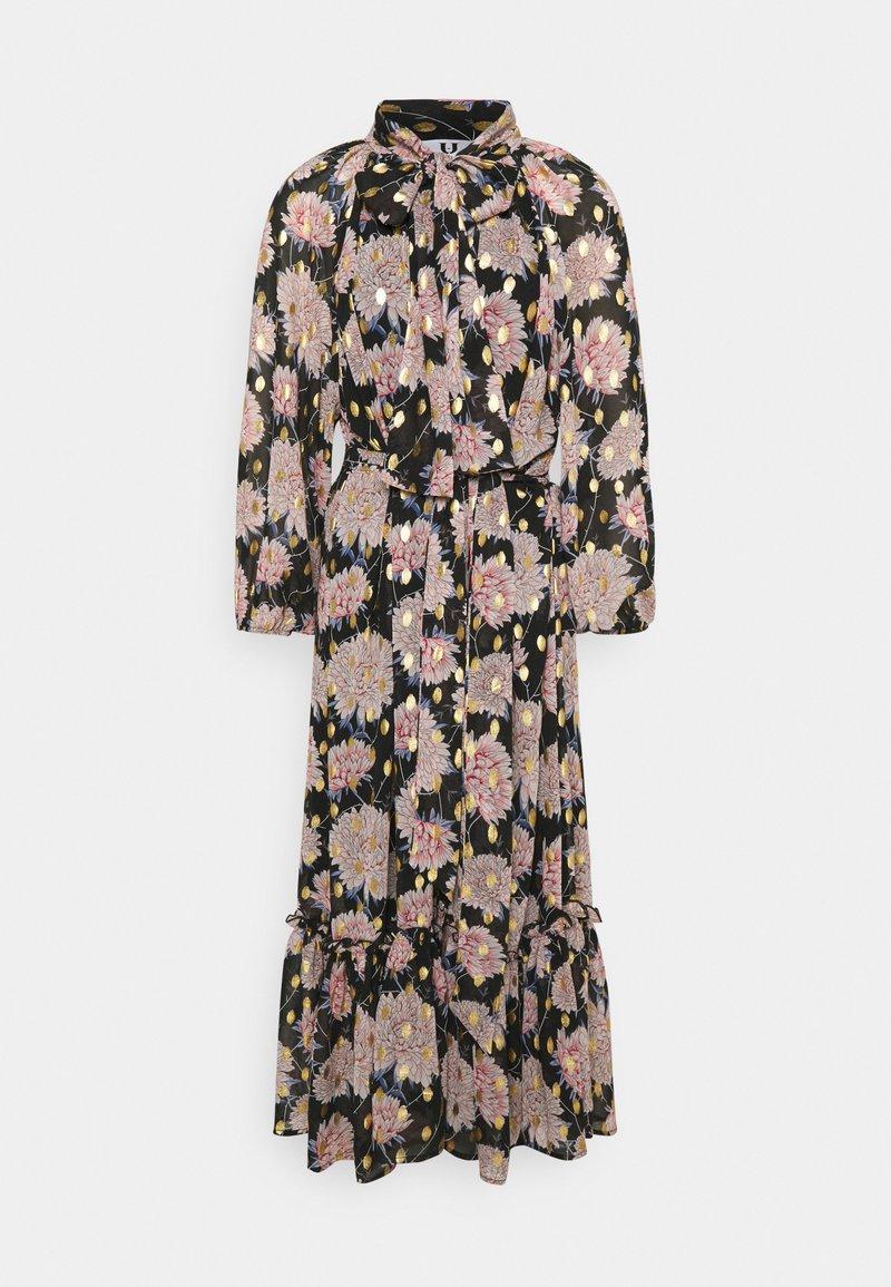 U Collection by Forever Unique - Długa sukienka - black/pink