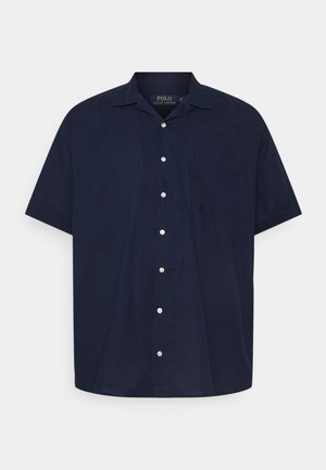 CLADY SHORT SLEEVE SPORT SHIRT - Shirt - newport navy