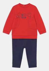 OVS - SET UNISEX - Tracksuit - red/blue - 0
