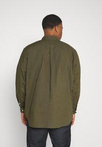Polo Ralph Lauren Big & Tall - LONG SLEEVE SPORT SHIRT - Shirt - defender green - 2