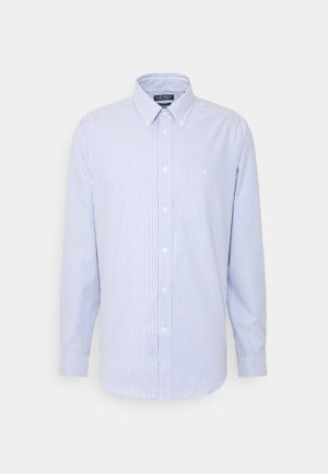 EASYCARE FITTED - Formal shirt - blue/white