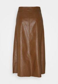 Marella - ACQUA - Áčková sukně - cuoio - 1