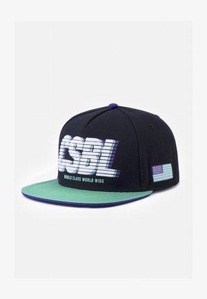 CSBL WCWW  - Casquette - black/pale mint