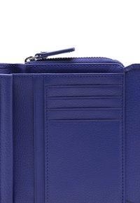 MAITRE - Wallet - blue - 3