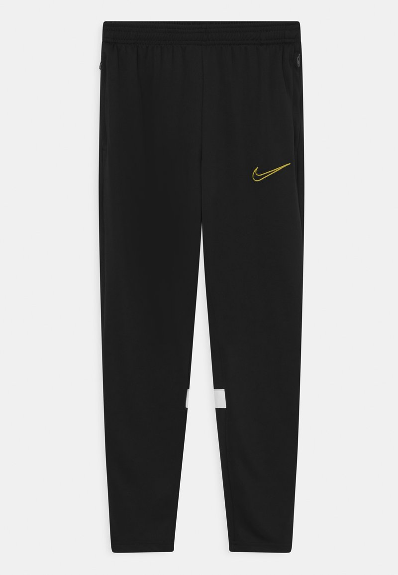 Nike Performance - ACADEMY PANT UNISEX - Pantalon de survêtement - black/white