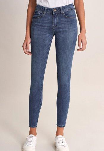 Jeans Skinny Fit - blau_8504