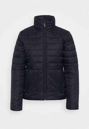INSULATED JACKET - Winterjacke - black