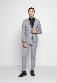 Bruun & Stengade - ALSACE SET - Kostym - grey - 1