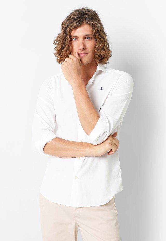 BASIC SKULL  - Skjorta - white
