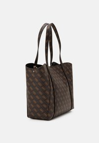 Guess - NAYA TOTE - Tote bag - brown - 1