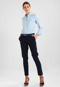 Tommy Hilfiger - AMY - Button-down blouse - shirt blue - 1