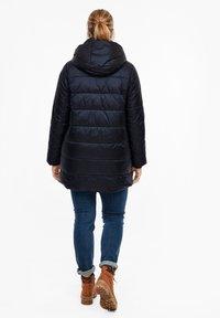 Triangle - MIT KAPUZE - Winter coat - navy - 2
