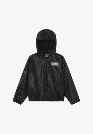 GIUBBINO - Lehká bunda - nero