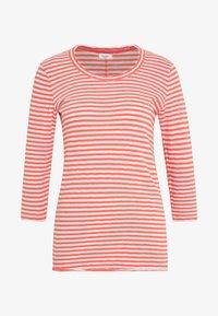 Marc O'Polo DENIM - T-SHIRT, 3 4 SLEEVE, Y D STRIPE - Camiseta de manga larga - multi/soft coral - 2