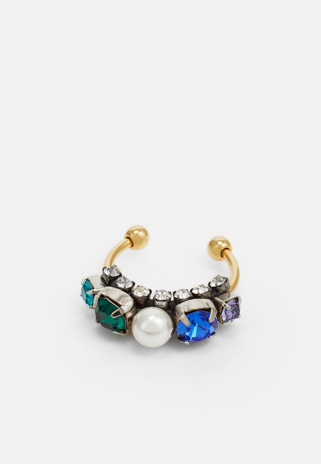 Ring - gold/multi