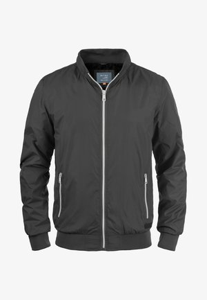 BRAD - Bomber Jacket - metallic grey