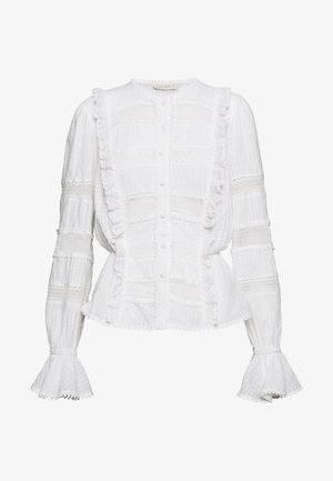 SOFTLY - Blusa - white