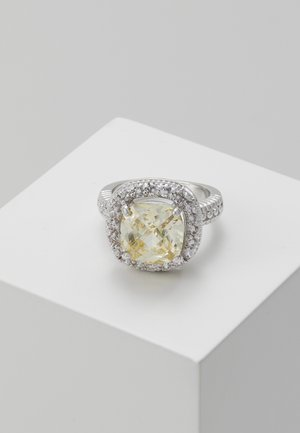 LOBELIA - Prsten - light yellow/clear