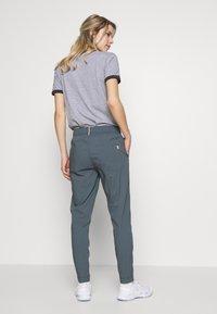 Burton - JOY PANT - Trousers - dark slate - 2