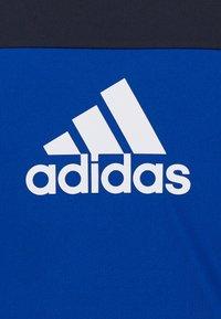 adidas Performance - TEE - Camiseta estampada - royal blue/legend ink/white - 2