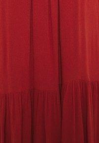 YAS Petite - YASCILLA DRESS BOHO - Kjole - red ochre - 2