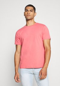 Topman - 3 PACK - T-shirt - bas - grey/green - 1
