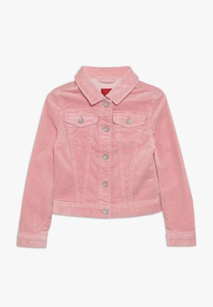 Summer jacket - light pink