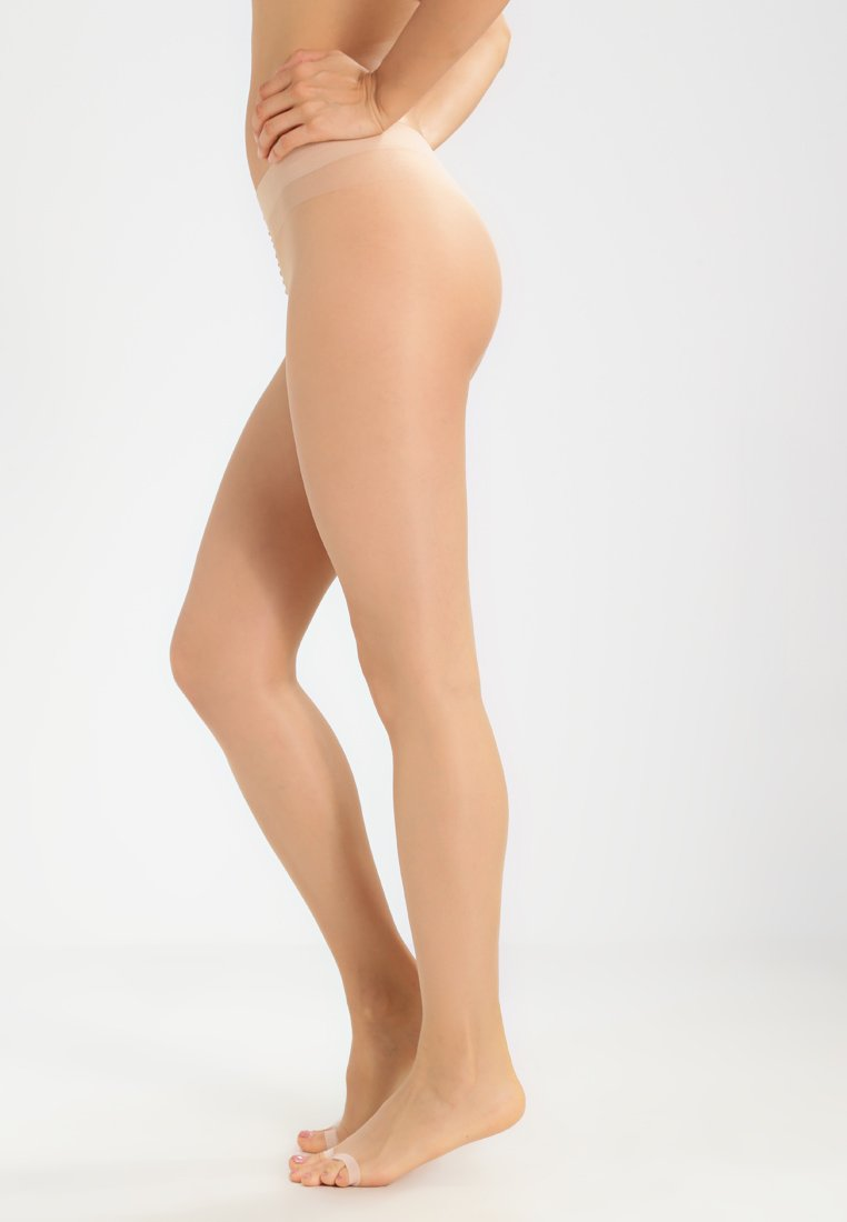 KUNERT - 10 DEN FRESH UP - Tights - teint