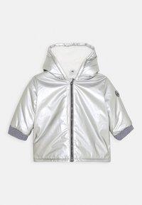 Petit Bateau - COUPE VENT - Winter jacket - argent - 0