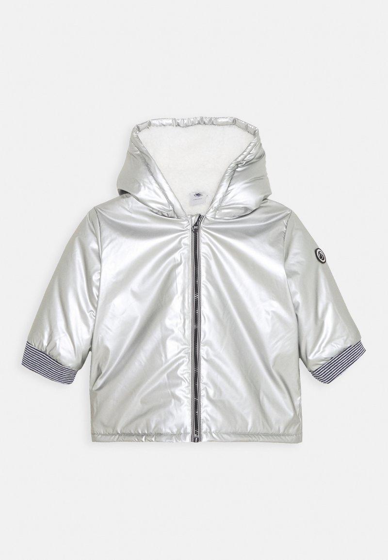 Petit Bateau - COUPE VENT - Winter jacket - argent