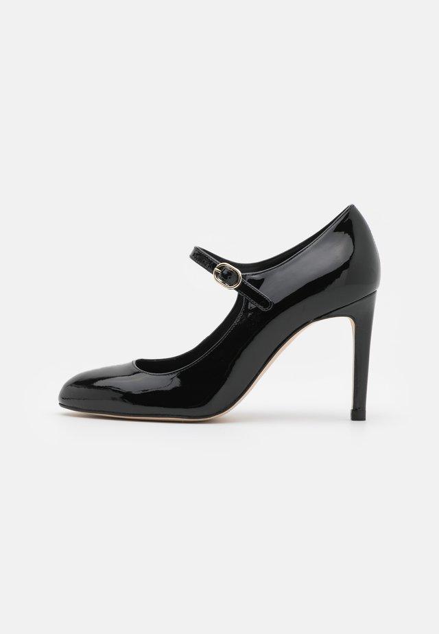 Høye hæler - noir