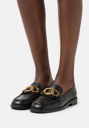 VEGAN ELSIIE - Įmautiniai batai - black