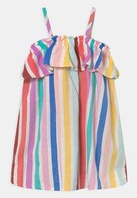 OshKosh - Rainbow Stripe Dress - Denní šaty - yellow/red/multi-coloured - 1