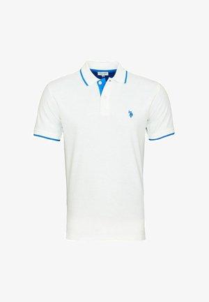 Koszulka polo - weiss