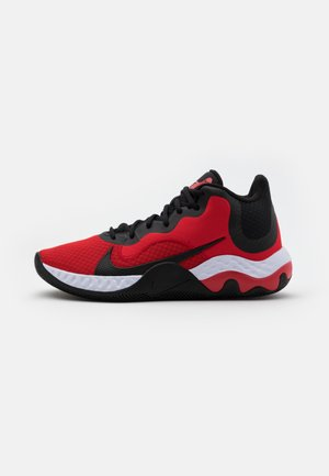 RENEW ELEVATE - Basketball shoes - university red/black/white