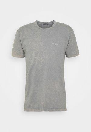 BAKER REGULAR TEE UNISEX - Triko spotiskem - griffin grey