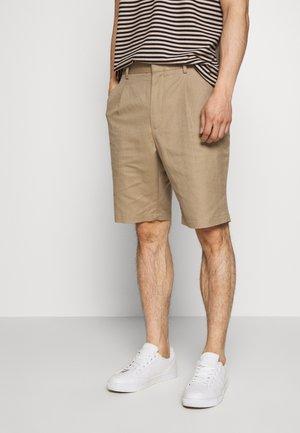 SHORT PLAGE BLEND - Shorts - sand