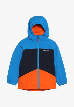 KIDS ESCAPE 3IN1 JACKET - Outdoorová bunda - eclipse