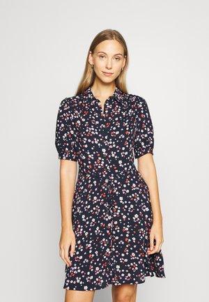 Skjortekjole - multi coloured