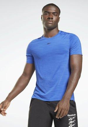 TECH STYLE ACTIVCHILL MOVE T-SHIRT - T-shirt basique - blue