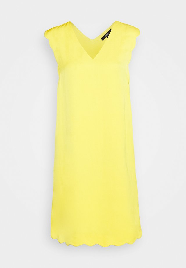 MIX - Vestito estivo - yellow