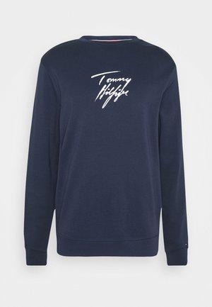 TRACK - Pyjamasöverdel - blue