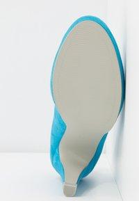 Marco Tozzi - High heels - malibu blue - 6