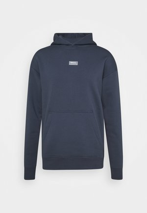 FC HOODIE - Hoodie - thunder blue/fireberry/clear