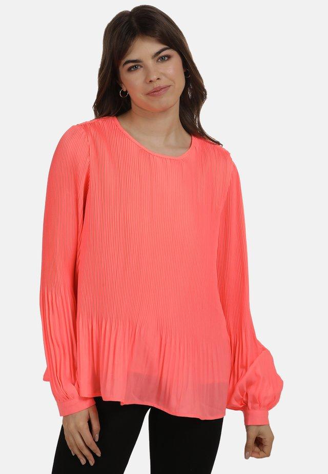Bluzka - neon pink