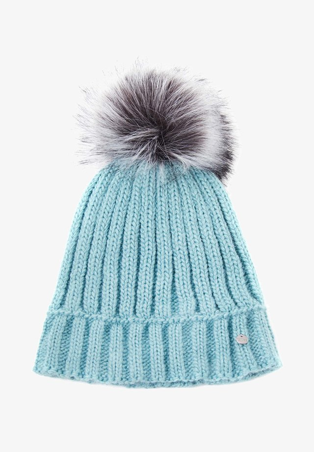 Beanie - light turquois