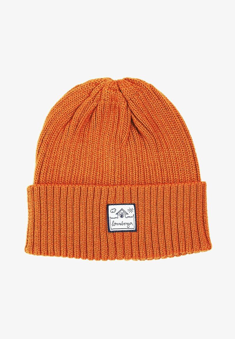 Lönneberga Kids - ALFRED - Beanie - vintage orange