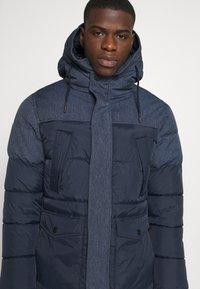 Jack & Jones - JCOBOSTON - Winter coat - navy blazer - 3