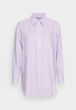 Skjorte - lilac