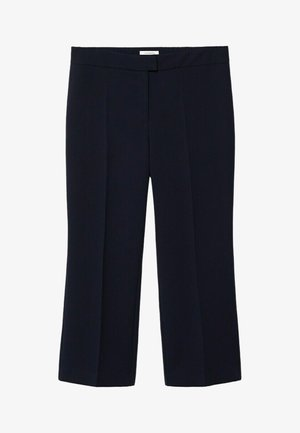 VERONICA - Trousers - dunkles marineblau